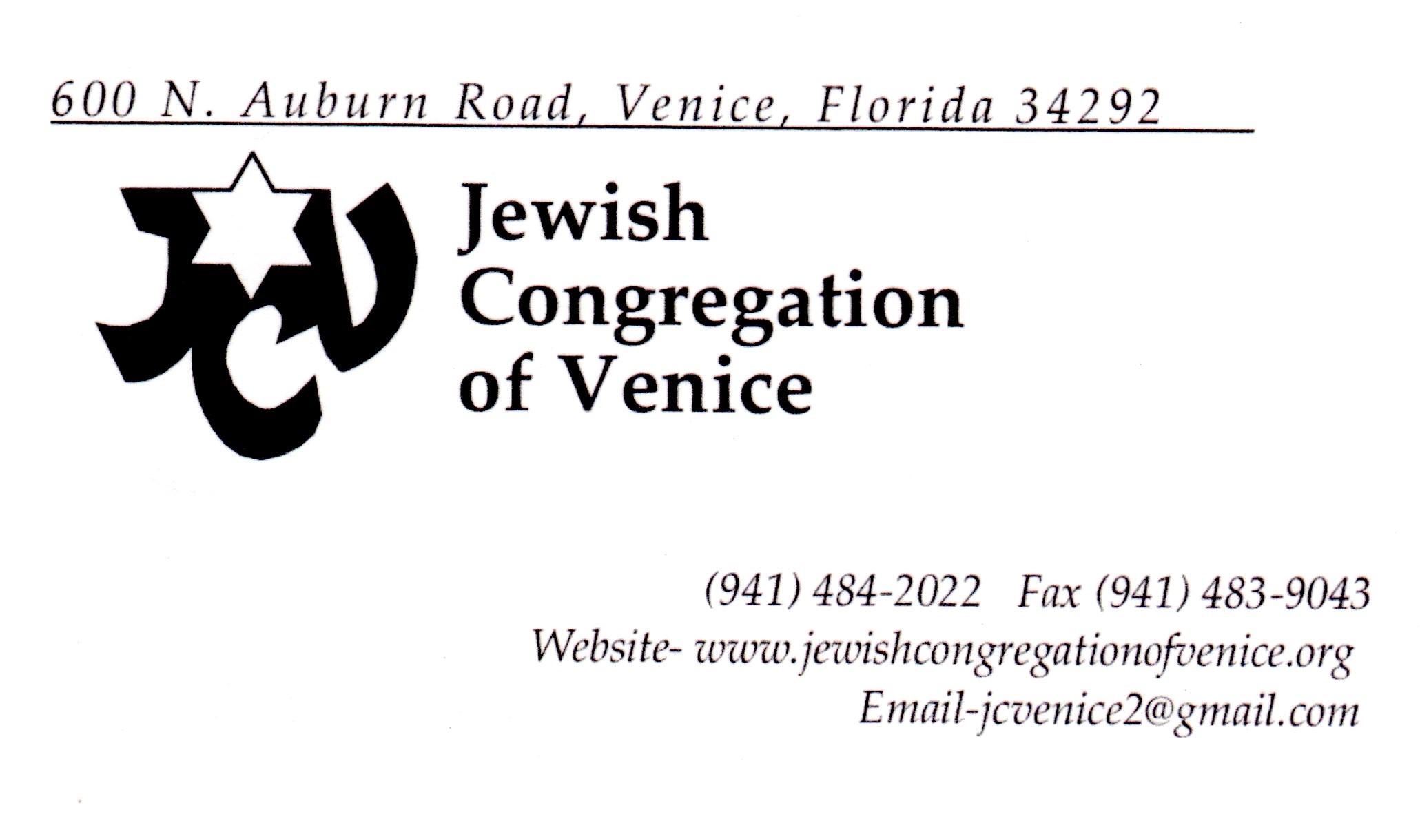 Jewish Congregation of Venice