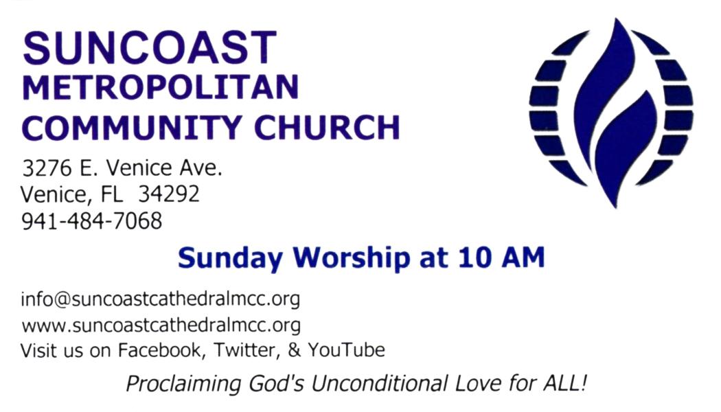 Suncoast Metropolitan Community Church